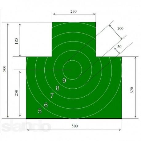 Професіональний тренажер для тренувальних безкулевих стрільб  ОЕТ-У