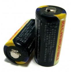 Акумуляторна батарея CR123R (LiFePO4)