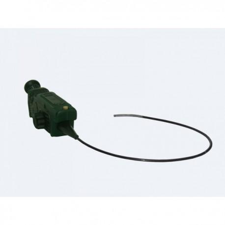 Ендоскоп  волоконно-оптичний  гнучкий   автономний  ЭТА-6- 1,5