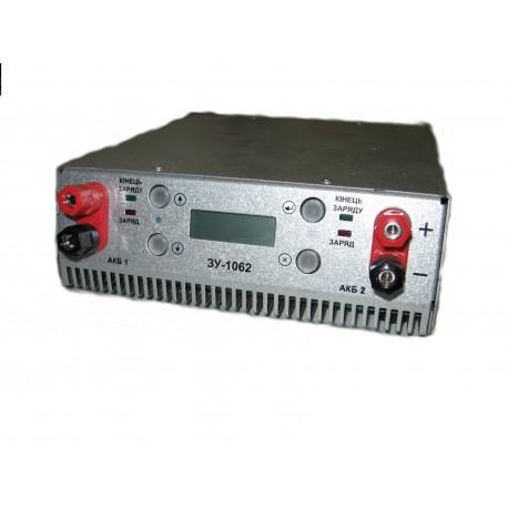 Зарядний пристрій ЗУ-1062 з LED дисплеєм